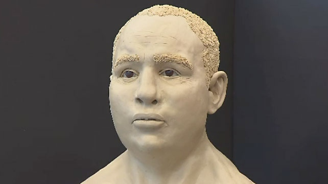 Niagara Regional Police and Ontario Provincial Police released a 3D rendering of a man found dead in 2013.