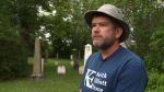 Stone carver Keith Elliott plans to repair or clean up about 80 headstones in Nova Scotia this summer.