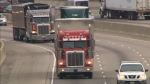 Truckers in Sask. call for mandatory training