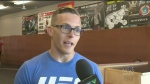 Returning to Winnipeg as an Ultimate Fighter