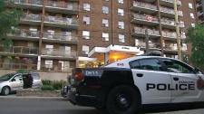 sudden death investigation in Hamilton