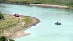 Lethbridge Fire and Emergency Services have been searching the Oldman River for a missing 14-year-old boy since July 6, 2018.