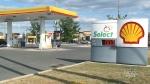 Shortage of gas