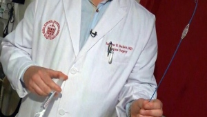Life-saving balloon catheter comes to MUHC