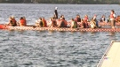 Final practices for Sudbury's Dragon Boat Festival