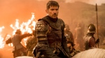"""This image released by HBO shows Nikolaj Coster-Waldau in a scene from """"Game of Thrones."""" Coster-Waldau was nominated Thursday for an Emmy for outstanding supporting actor in a drama series. The 70th Emmy Awards will be held on Monday, Sept. 17. (HBO via AP)"""