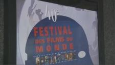 Montreal film fest banner