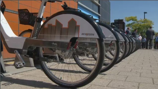 Be-Wegen electric bike