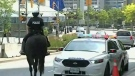 Police receive 'potential threat' to public safety