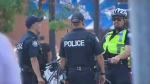 police presence rogers centre
