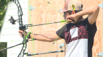 Archer trying to reach national podium
