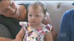 5 months of hearing for baby Ireland