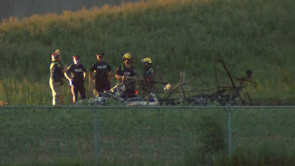 One person is dead following a small plane crash near Buttonville airport in Markham, Ont.