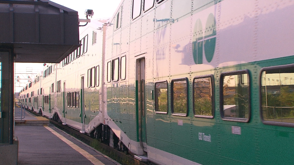 Man charged after tires, rims stolen at Go Transit stations