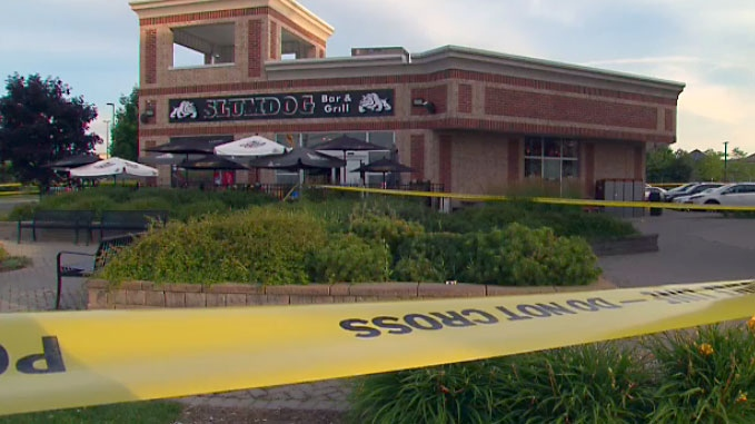 Police in Peel Region are investigating after a man was shot dead outside a plaza in Brampton on July 12, 2018.