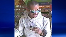 Suspect sought in cigarette thefts