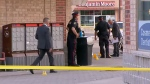 Fatal shooting outside Brampton plaza