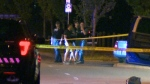 One in hospital after police shooting
