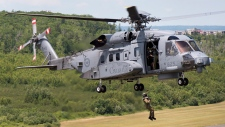 RCAF CH-148 Cyclone helicopter