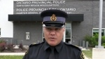 OPP reports huge transport truck collision spike