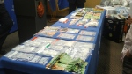 Police seize over $100-thousand worth of drugs and trafficking materials in Owen Sound, Ont. (Owen Sound Police Service)