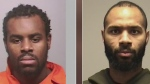 Wanted men may be armed and dangerous