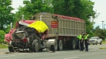 Fatal transport truck crashes on the rise