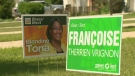 Last push from St. Boniface by-election candidates