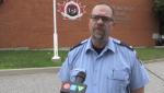 North Bay Police Service Constable John Schultz