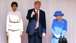 CTV National News: Trump visits the Queen