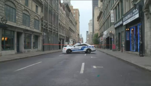 Shots fired in Old Montreal July 14