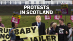 Scotland protests