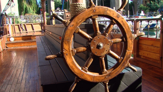Pirate ship for sale: 600 sq. ft. for $550K