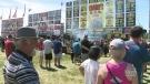 RibFest takes place in Sydney, Cape Breton