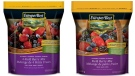 Packaging for Europe's Best brand Field Berry Mixes are shown in these images from CFIA