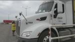 Truck driving championship
