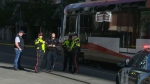 Man avoids death on CTrain line