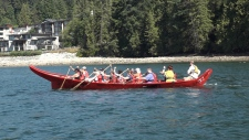 Greenpeace joins Indigenous water ceremony