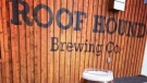 Roofhound Brewing Co. was broken into overnight Saturday (Roofhound Brewery Co. / Facebook)