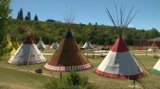 The Calgary Stampede's Indian Village has been renamed as the Elbow River Camp, to make the terms more sensitive to Canada's First Nations people.