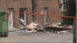 Fire rips through a 12 unit apartment complex in Gatineau.
