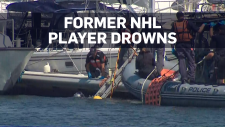 Former NHL goalie Ray Emery drowns in Hamilton