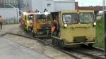 Motoring on the Rails