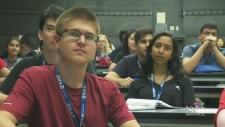 CTV Montreal: Students seek solutions