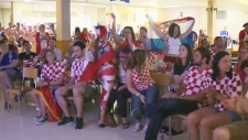 Croatians in Winnipeg celebrate World Cup run