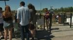 New dog park in northwest Calgary