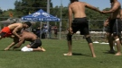 CTV National News: Sport to combat gang violence