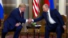 Extended: Trump, Putin speak ahead of summit
