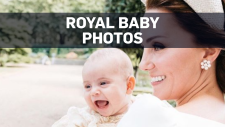 Kensington Palace releases official photos