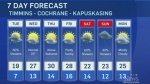 Weather Jul. 16/18